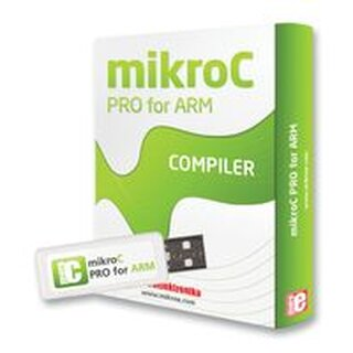 MIKROELEKTRONIKA MIKROE-936 COMPILER USB-DONGLE-LIZ. MIKROC PRO, ARM