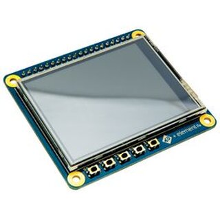 4D SYSTEMS 4DPI-24-HAT 2.4 Zoll HAT DISPLAY FOR RASPBERRY PI