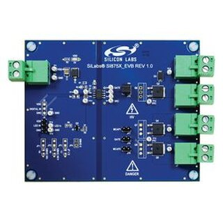 SILICON LABS SI8752-KIT EVAL.BOARD, ISOLIERTER FET-TREIBER