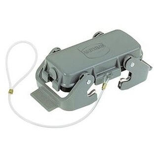 Protection Cover W//Cord HARTING 10B Plastic 09300105412