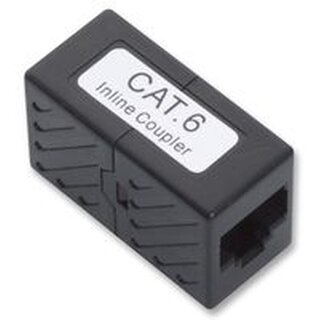 VIDEK 4262LP COUPLER, CAT6, LOW PROFILE  1:1 SW